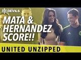 Mata & Hernandez Score!! | United Unzipped | Manchester United