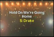 Drake Hold On Were Going Home Karaoke Version