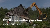 NDDL : plus de 1 500 gendarmes mobilisés pour une deuxième opération d'évacuation