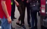 Cuenca: adolescente de 17 años de edad en estado de embriaguez chocó a cinco autos