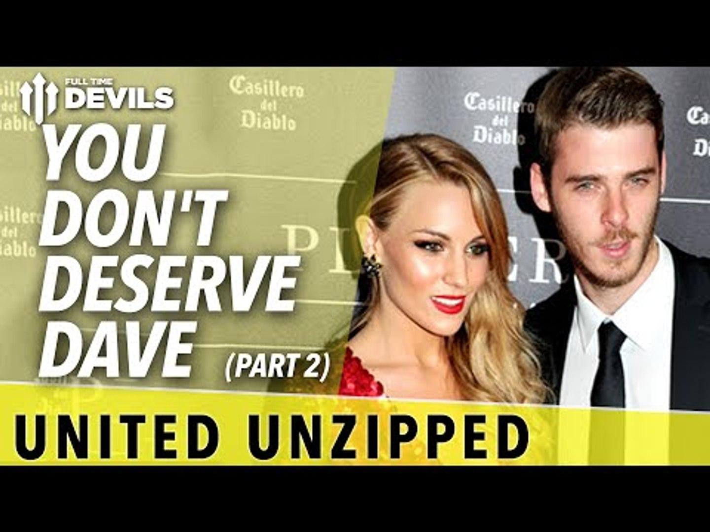 You Don't Deserve Dave | United Unzipped - Part 2 | Manchester United