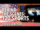 Behind the Scenes: 120 Sports Shoot | #DEVILSonTour | Manchester United