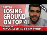"""Newcastle United 3-3 Manchester United 