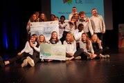 """VIRTON: La mini-entreprise """" My Chill Factory"""" remporte le concours francophone des minis entreprises à Bruxelles"""