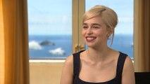 Découvrez notre interview exclusive d'Emilia Clarke!