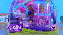 Polly Pocket en español   Garaje de Purpurina Polly Pocket