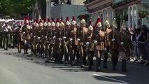 Royal Wedding, le truppe di Sua Maestà fanno le prove a Windsor