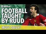 Ruud Van Nistelrooy Coaching! Bid for Knox? | MUFC Daily | Manchester United