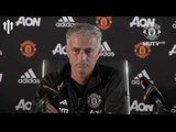José Mourinho: 'We Want to Win the Title' | Bournemouth vs Manchester United