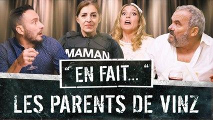 QUAND tu lui PRÉSENTES tes PARENTS (Vincent Scalera - Lea Camilleri) EN FAIT #S02 Ep.12