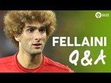 MAROUANE FELLAINI Q&A | FIFA 17 + Ultimate Five Aside Team!