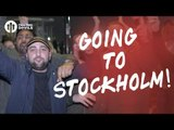 United Are Going To Stockholm!   Southampton 0-0 Manchester United   FANCAM
