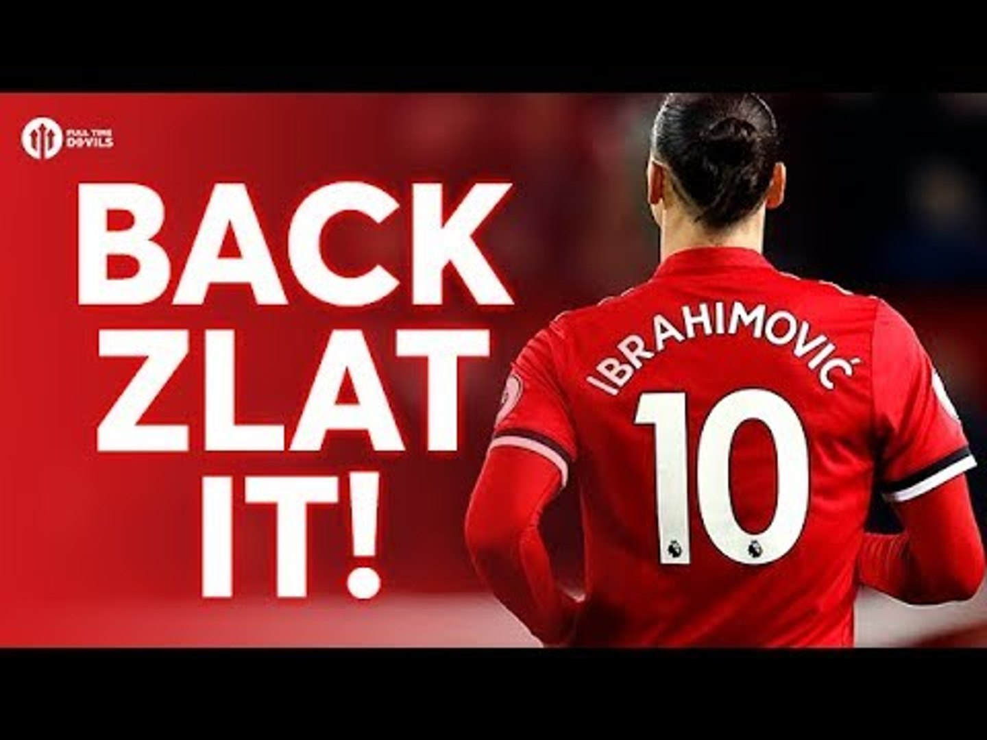 BACK ZLAT IT! Full Time Review MANCHESTER UNITED 4-1 NEWCASTLE UNITED