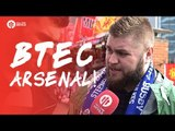 Howson: BTEC Arsenal! Manchester United 2-1 Arsenal