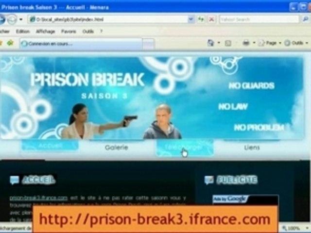 TRADUIT BREAK 2 EN SAISON PRISON ARABE GRATUIT TÉLÉCHARGER