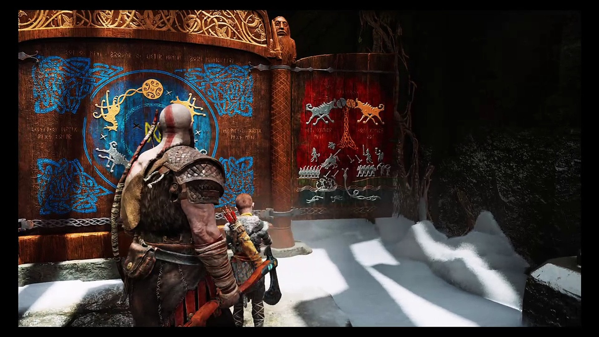 God of War walkthrough 2