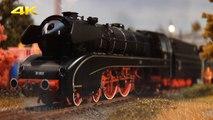 Die wohl schönste Dampflok von Roco in Spur H0 - Ein Film von Pennula über digitale Modelleisenbahnen sowie Modellbahnen und Modellbau der Eisenbahn
