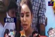 Sri Reddy Speech In Ou Campus _ Sri Reddy Request To Pawan Kalyan, KTR & Kavitha-AP Politics