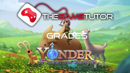 The Game Tutor Grades Yonder: The Cloud Catcher Chronicles