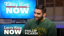 Phillip Picardi on his first Met Gala