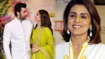 Alia Bhatt - Ranbir Kapoor Affair: Neetu Kapoor REACTS: Check out | FilmiBeat