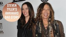 Steven Tyler once hit on his daughter Liv's best friend