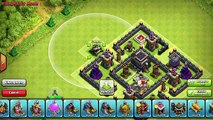 Clash of Clans - Town Hall 7 (TH7) - TOP Clan Wars Base
