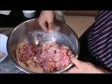 Cómo preparar albóndigas caseras y trucos para congelarlas. Albóndigas con to