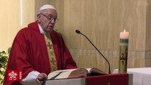 EL PAPA EN SANTA MARTA: JESÚS ES EL AMIGO FIEL QUE NOS ESPERA SIEMPREEn la homilía en la casa Santa Marta el Papa Francisco asegura que nuestro destino es viv