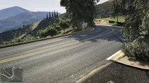 Un virage dans GTA Online provoque des accidents en série pour les PNJ en voiture !