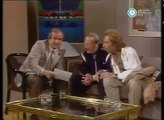 "El Polaco Goyeneche y Jorge Donn en ""Cordialmente"", 1985 part 2/2"