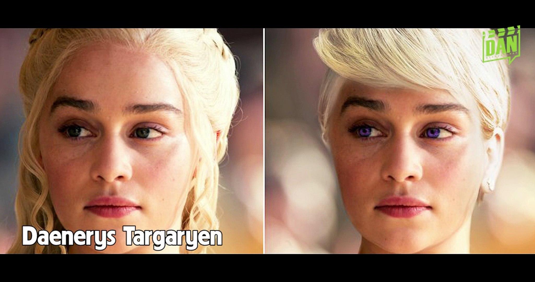 Diễn viên Game of Thrones điện ảnh vs tiểu thuyết