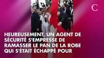 PHOTOS. Cannes 2018 : une invitée perd sa robe et se retrouve en culotte sur le tapis rouge