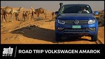 Volkswagen Amarok au sultanat d'Oman - Essai & voyage