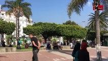 Voyage Algérie – « Alger Centre » – Rue Didouche Mourad à Grande Poste (Tafourah) – 10 mai 2018.