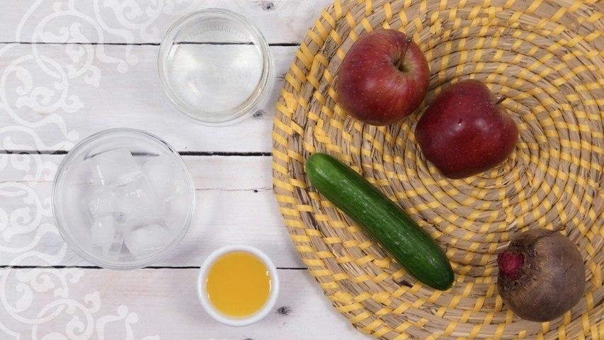 عصير الشمندر لمقاومة الشعور بالجوع  وتزويدكِ بالطاقة في شهر رمضان