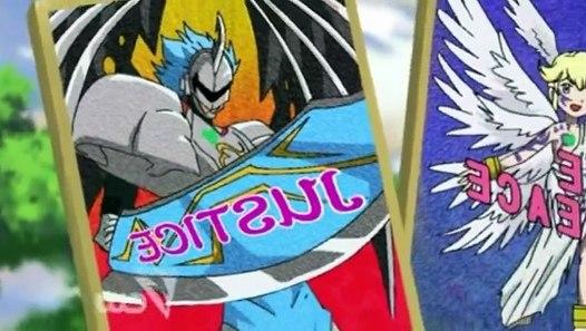 Digimon Fusion Deutsch