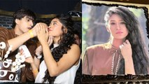 Yeh Rishta Kya Kehlata: Shivangi Joshi aka Naira CELEBRATES B'Day with BF Mohsin Khan। FilmiBeat