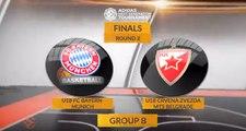EB ANGT Finals Highlights: U18 FC Bayern Munich - U18 Crvena Zvezda mts Belgrade