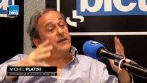 La petite magouille de Michel Platini (France - Brésil)