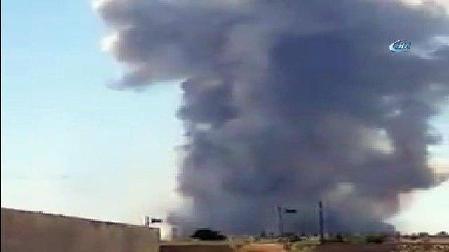 - Hama'da Peş Peşe 4 Patlama