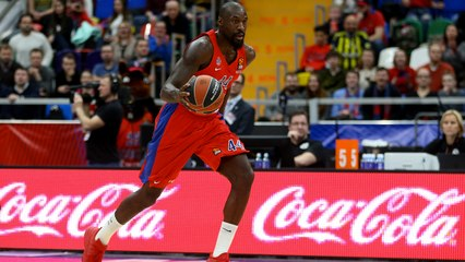 CSKA's Hunter hopes the third time is the charm
