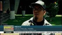 Candidatos presidenciales en México reciben Agenda Migrante
