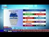 Perbandingan Harga E-Commerce: Mesin Cuci Aqua QW-99XTF