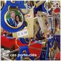 Mariage princier : A Londres, la folie des souvenirs bat son plein