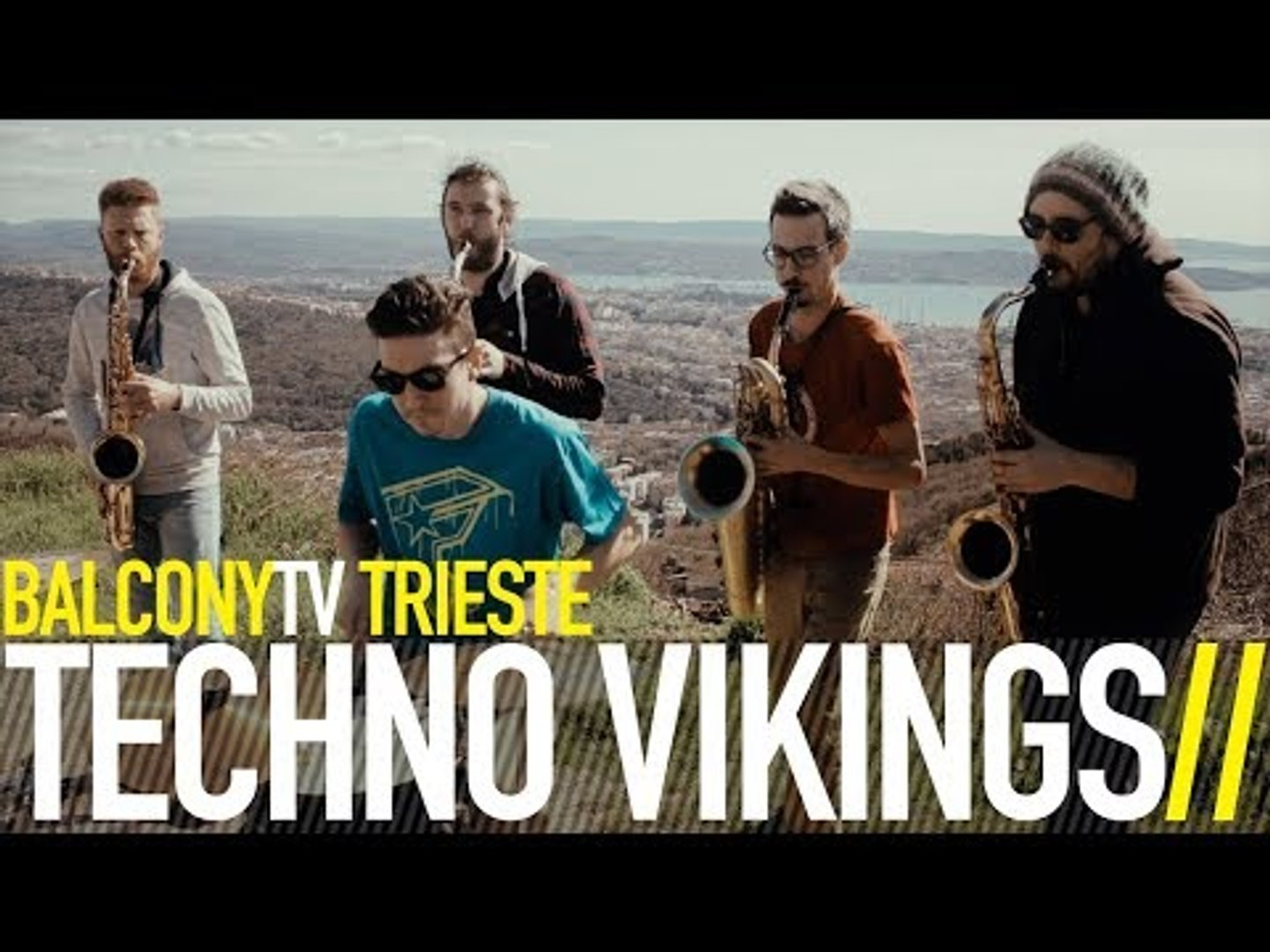 TECHNO VIKINGS - DU BIST UND AMEN (BalconyTV)