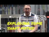 Golf shafts explained: mythbusters