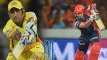 IPL 2018: Delhi Daredevils post 162/5 vs Chennai Super Kings, Innings Highlight | वनइंडिया हिंदी