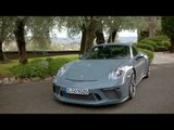 Porsche 911 GT3 with Touring Package and 911 Carrera T Design