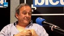"""Michel Platini admet """"une petite magouille"""" pour que la France et le Brésil s'évitent avant la finale du Mondial 98"""